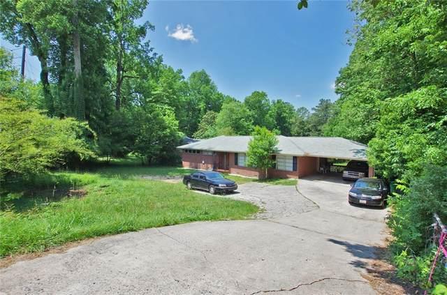 4078 Briarcliff Road NE, Atlanta, GA 30345 (MLS #6902203) :: North Atlanta Home Team