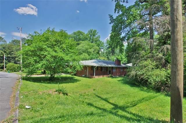 4070 Briarcliff Road NE, Atlanta, GA 30345 (MLS #6902205) :: North Atlanta Home Team