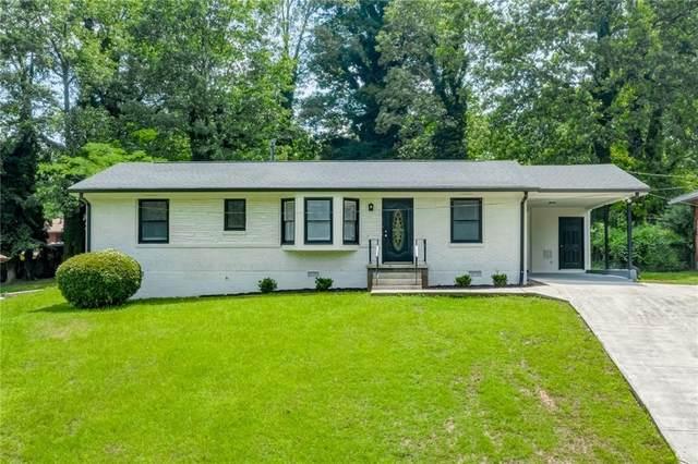 2652 Rockcliff Road SE, Atlanta, GA 30316 (MLS #6902207) :: Kennesaw Life Real Estate