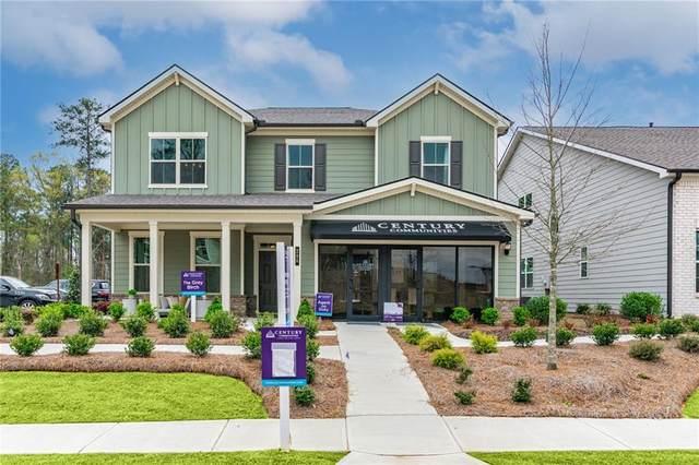 5501 Rosewood Place, Fairburn, GA 30213 (MLS #6902217) :: Path & Post Real Estate