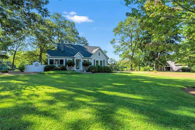 3720 Lower Bethany Road, Ball Ground, GA 30107 (MLS #6902232) :: Path & Post Real Estate