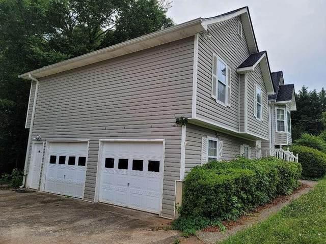 105 Spring View, Dallas, GA 30157 (MLS #6902282) :: Kennesaw Life Real Estate