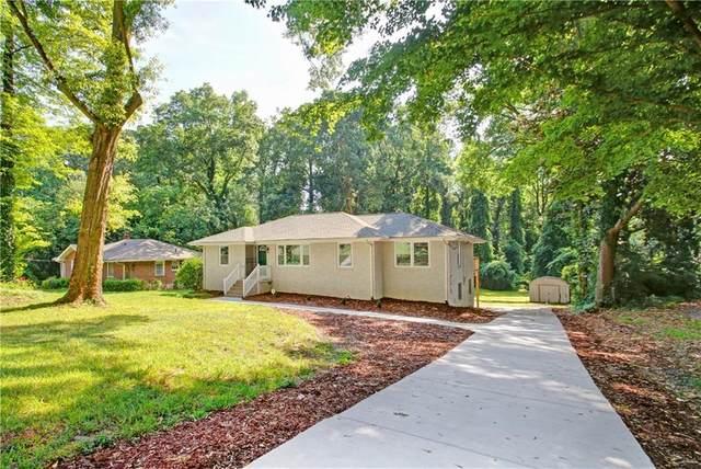 2098 Seavey Drive, Decatur, GA 30032 (MLS #6902297) :: North Atlanta Home Team