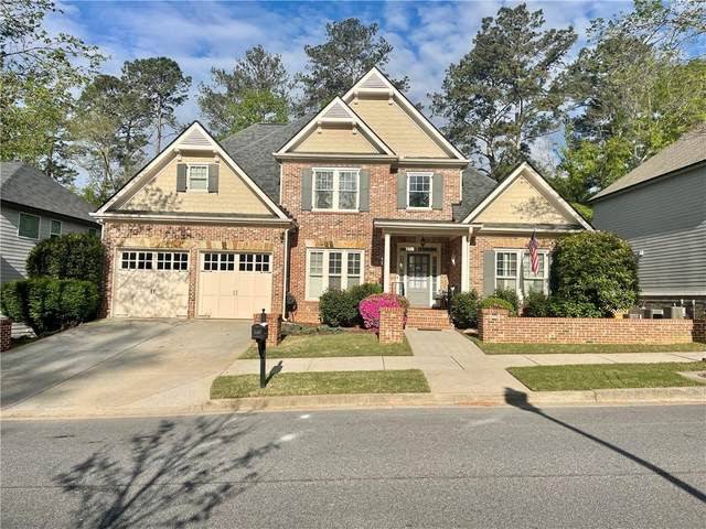 240 Harmony Lake Drive, Canton, GA 30115 (MLS #6902298) :: Dillard and Company Realty Group