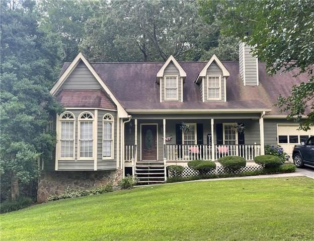 1190 Burning Bush Drive, Loganville, GA 30052 (MLS #6902302) :: Kennesaw Life Real Estate
