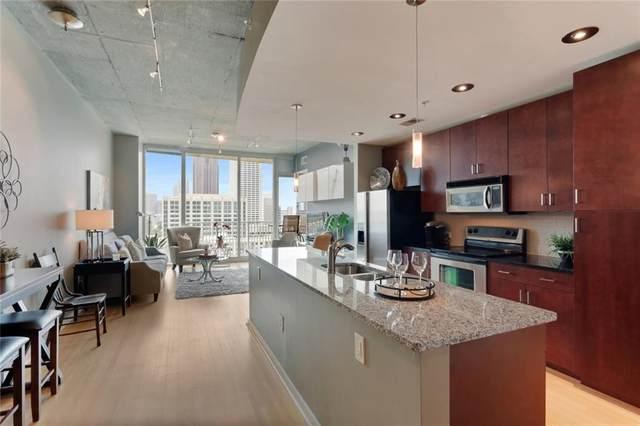 860 Peachtree Street NE #1804, Atlanta, GA 30308 (MLS #6902315) :: Kennesaw Life Real Estate