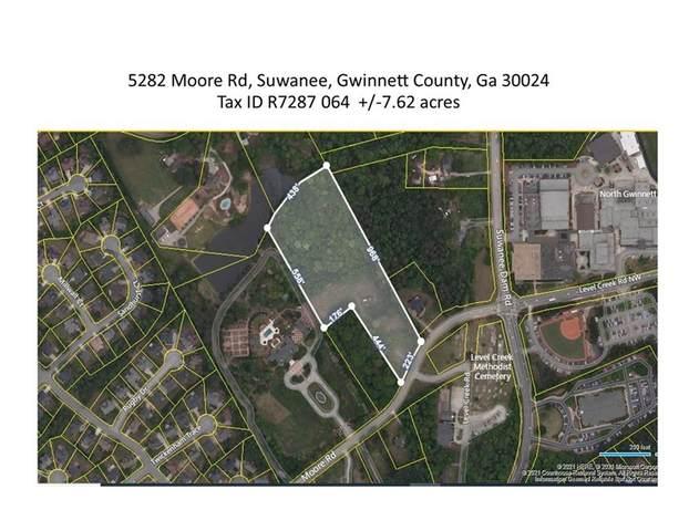 5282 Moore Road, Suwanee, GA 30024 (MLS #6902317) :: Todd Lemoine Team