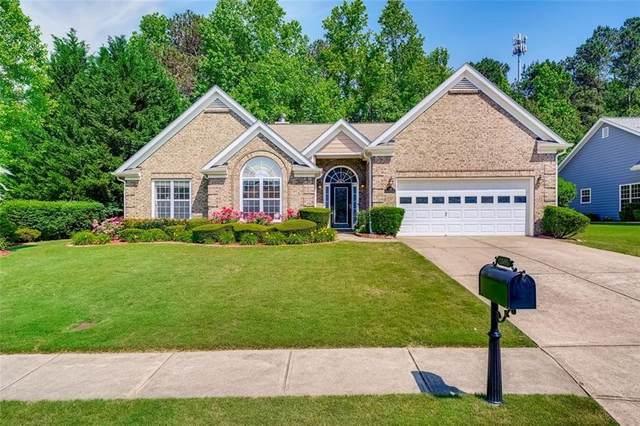 1595 Creek Pointe Circle, Lawrenceville, GA 30043 (MLS #6902333) :: North Atlanta Home Team