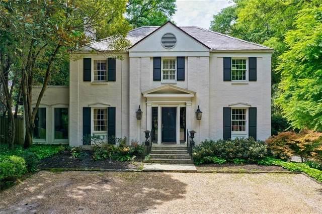 1000 Peachtree Battle Avenue, Atlanta, GA 30327 (MLS #6902344) :: Kennesaw Life Real Estate