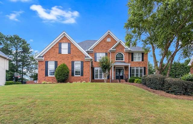 1222 Albemarle Way, Lawrenceville, GA 30044 (MLS #6902355) :: Path & Post Real Estate
