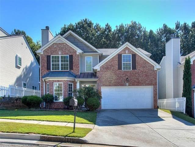 2013 Wildcat Falls Lane, Lawrenceville, GA 30043 (MLS #6902357) :: Kennesaw Life Real Estate