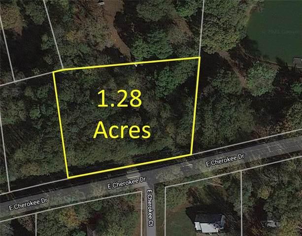 000 E Cherokee Drive, Woodstock, GA 30188 (MLS #6902367) :: Kennesaw Life Real Estate