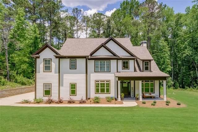 95 Frontier Road, Sharpsburg, GA 30277 (MLS #6902457) :: North Atlanta Home Team