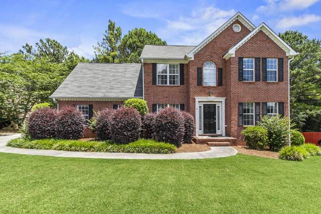 1116 Masters Lane, Snellville, GA 30078 (MLS #6902465) :: Path & Post Real Estate