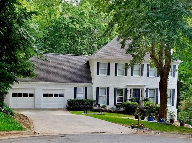 2988 Kelly Court, Lawrenceville, GA 30044 (MLS #6902466) :: North Atlanta Home Team