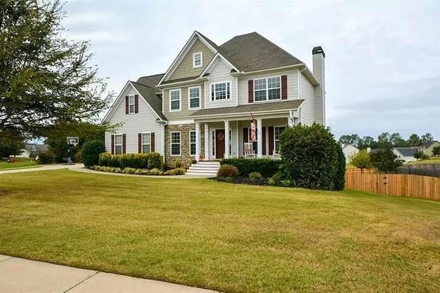 62 Downing Street, Hoschton, GA 30548 (MLS #6902470) :: North Atlanta Home Team
