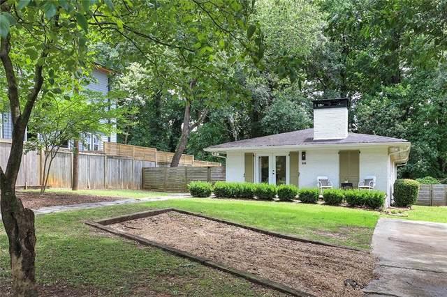 1595 Paxon Street SE, Atlanta, GA 30317 (MLS #6902477) :: The Justin Landis Group