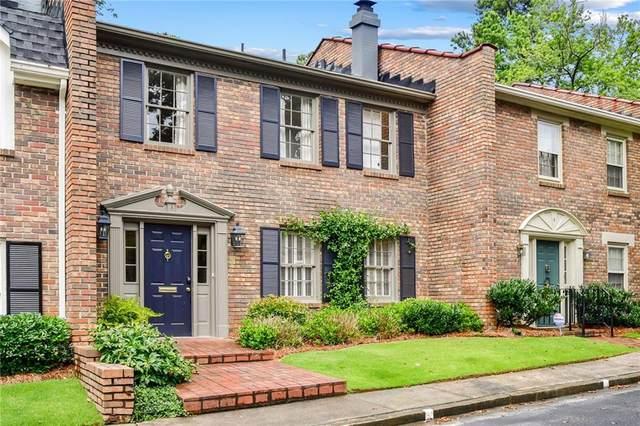 70 Old Ivy Square #3, Atlanta, GA 30342 (MLS #6902485) :: North Atlanta Home Team