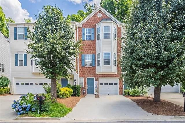 345 Abbotts Mill Drive #25, Duluth, GA 30097 (MLS #6902496) :: North Atlanta Home Team
