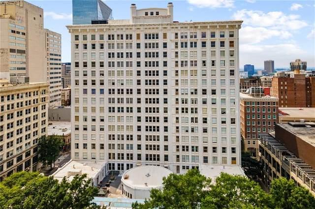 57 Forsyth Street NW 16F, Atlanta, GA 30303 (MLS #6902497) :: RE/MAX Prestige