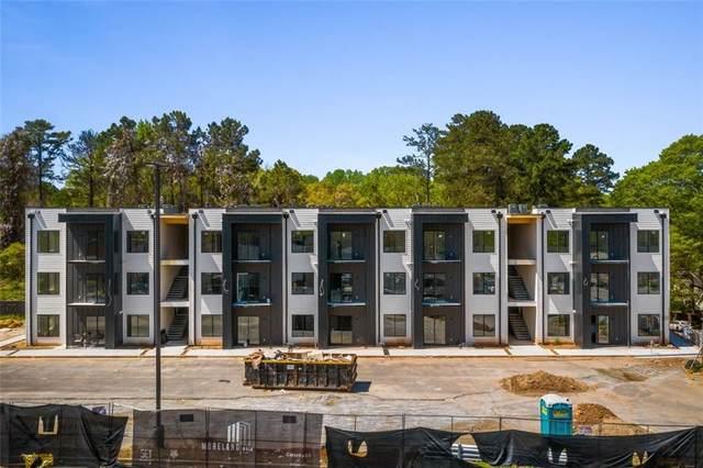 1155 Custer Avenue SE #202, Atlanta, GA 30316 (MLS #6902502) :: Kennesaw Life Real Estate