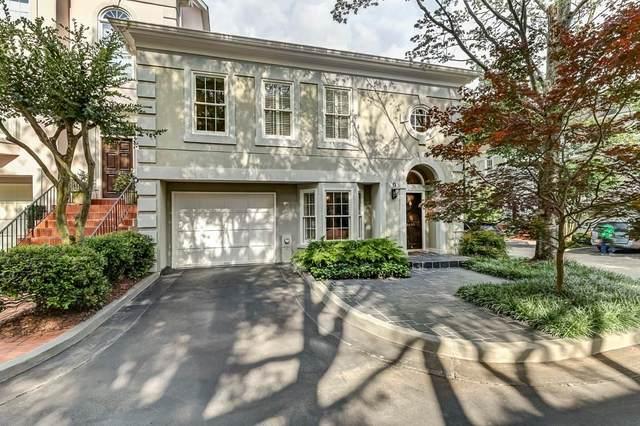 2490 Brookhaven Place NE #305, Brookhaven, GA 30319 (MLS #6902511) :: Scott Fine Homes at Keller Williams First Atlanta