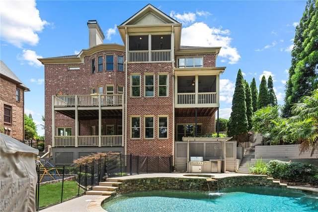 5325 Whitehaven Park Lane SE, Smyrna, GA 30126 (MLS #6902540) :: AlpharettaZen Expert Home Advisors