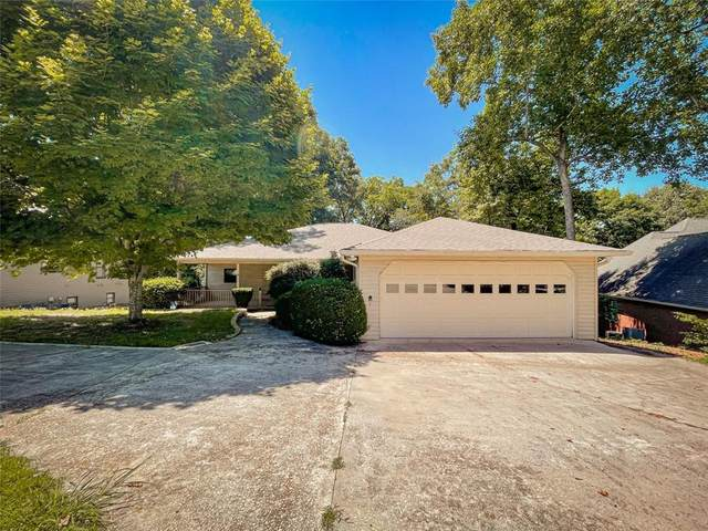 575 Capri Point, Lavonia, GA 30553 (MLS #6902574) :: Path & Post Real Estate