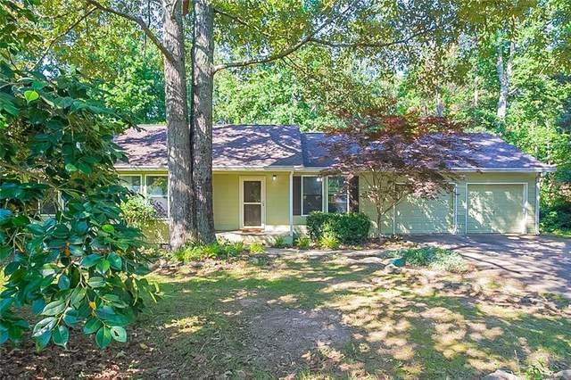 80 Hickory Trail, Dallas, GA 30132 (MLS #6902589) :: RE/MAX Prestige