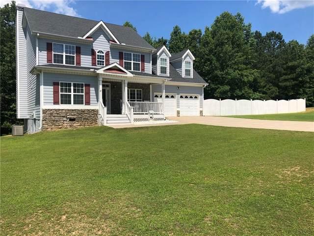 81 Stonebrook Drive, Rockmart, GA 30153 (MLS #6902598) :: Path & Post Real Estate