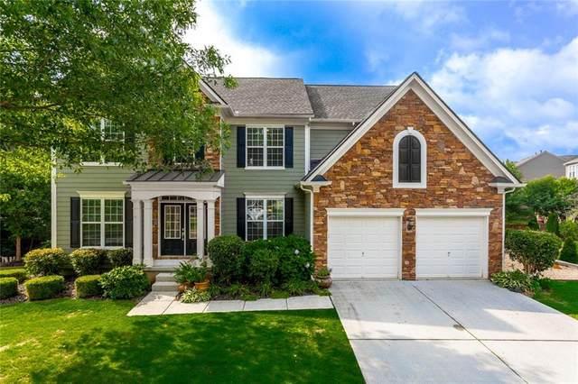 157 Edgewater Trail, Canton, GA 30115 (MLS #6902640) :: Dillard and Company Realty Group