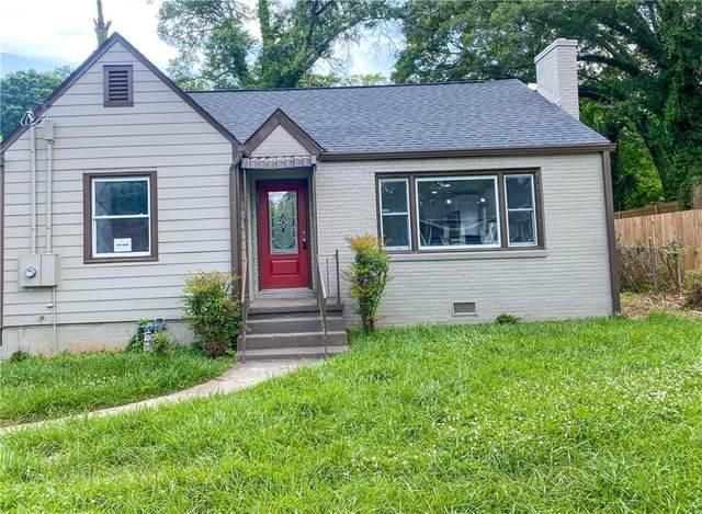 664 Florence Place NW, Atlanta, GA 30318 (MLS #6902679) :: Kennesaw Life Real Estate