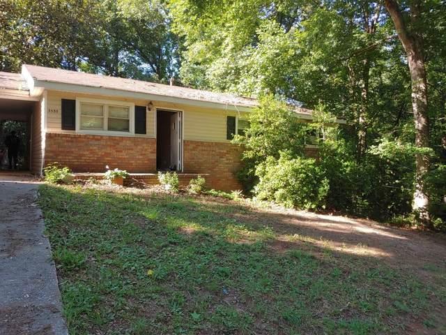 3539 Meadowview Drive, Lithia Springs, GA 30122 (MLS #6902745) :: The Gurley Team