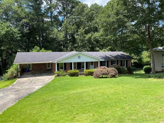 1678 Deerfield Circle, Decatur, GA 30033 (MLS #6902747) :: North Atlanta Home Team