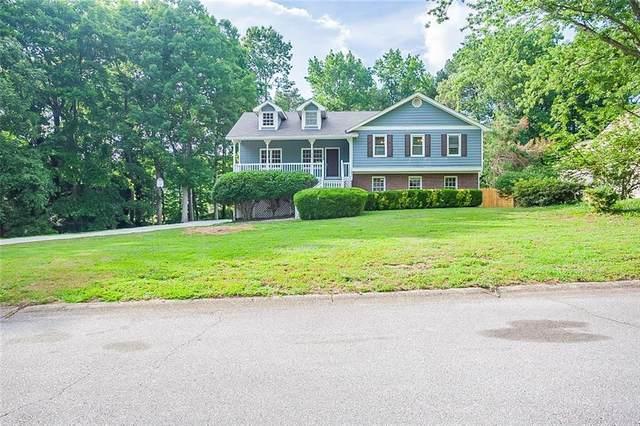964 Oak Moss Drive, Lawrenceville, GA 30043 (MLS #6902769) :: North Atlanta Home Team