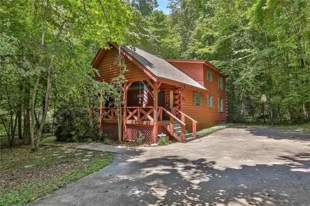 78 Riverwood Trail, East Ellijay, GA 30536 (MLS #6902789) :: North Atlanta Home Team