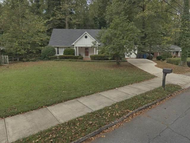 3113 Dodson Drive, East Point, GA 30344 (MLS #6902884) :: Maximum One Partners