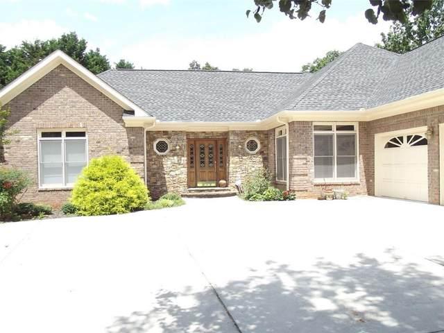2235 Huntingdon Court, Gainesville, GA 30506 (MLS #6902890) :: Charlie Ballard Real Estate
