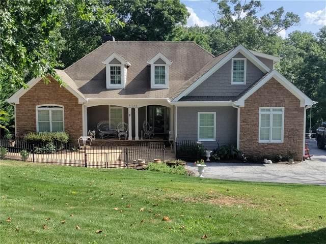 6385 Reives Road, Cumming, GA 30041 (MLS #6902897) :: North Atlanta Home Team