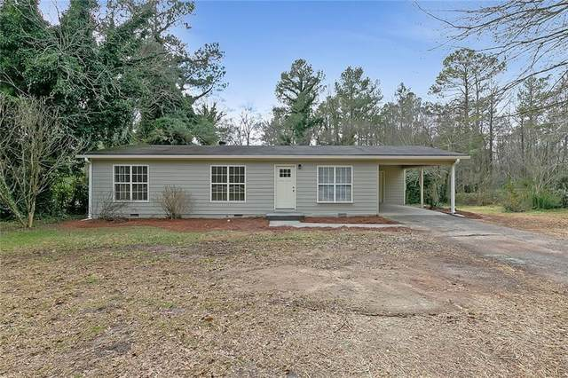 4970 Hiram Lithia Springs Road, Powder Springs, GA 30127 (MLS #6902928) :: Kennesaw Life Real Estate