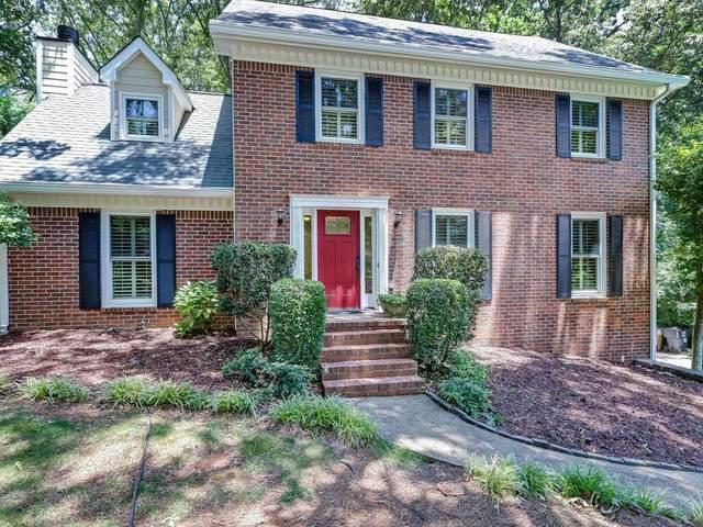 4142 Manor House Drive, Marietta, GA 30062 (MLS #6902936) :: Dillard and Company Realty Group
