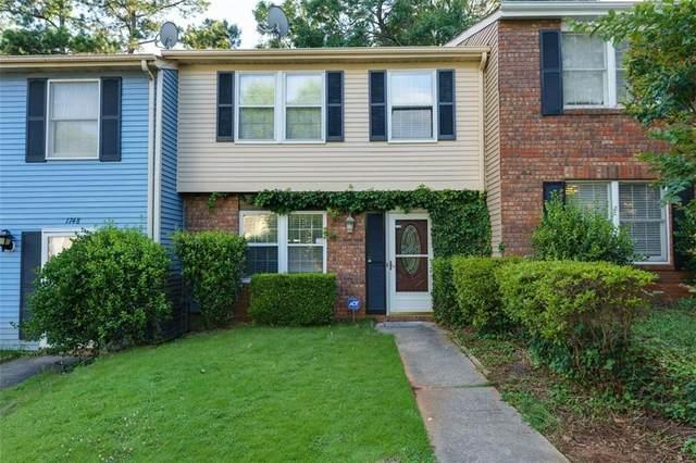 1750 Nappa Valley Court SE, Smyrna, GA 30080 (MLS #6902942) :: North Atlanta Home Team