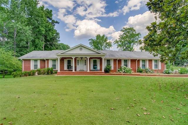 200 Smithstone Path, Fayetteville, GA 30214 (MLS #6902959) :: Maximum One Partners