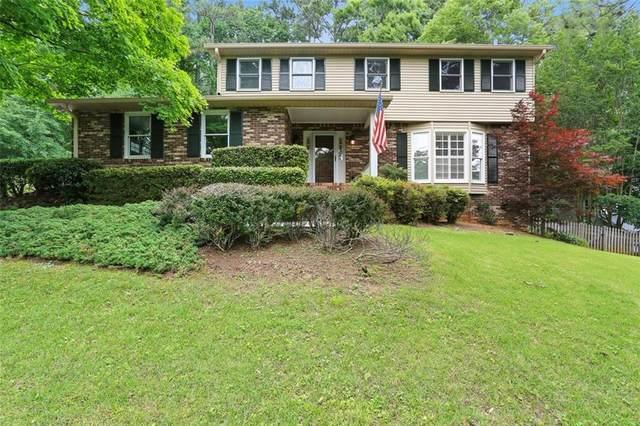 1450 Woodcrest Drive, Roswell, GA 30075 (MLS #6902963) :: RE/MAX Prestige