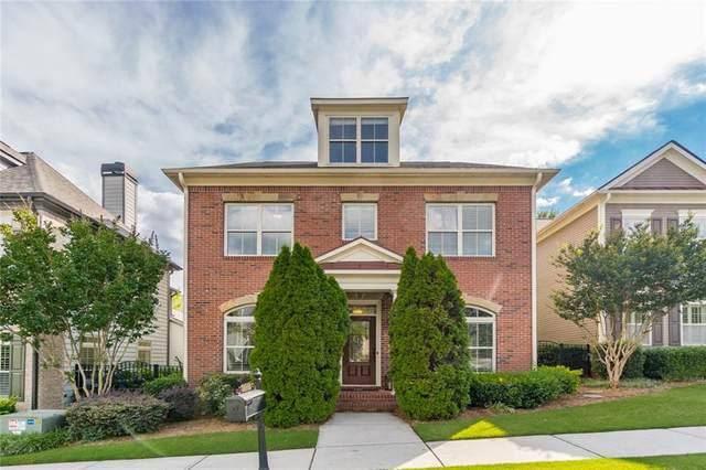 10886 Bossier Drive, Alpharetta, GA 30022 (MLS #6902976) :: North Atlanta Home Team