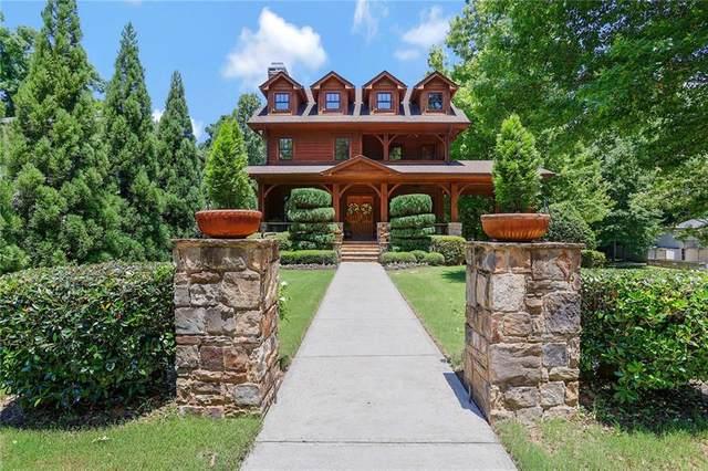 3081 Clarendale Drive NW, Atlanta, GA 30327 (MLS #6903006) :: Dillard and Company Realty Group