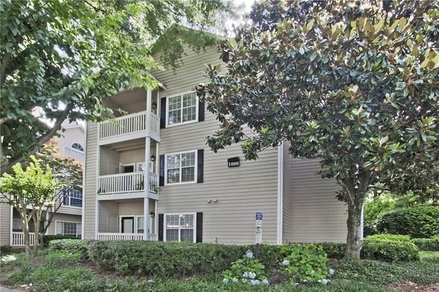 1250 Parkwood Circle SE #1114, Atlanta, GA 30339 (MLS #6903007) :: Dillard and Company Realty Group