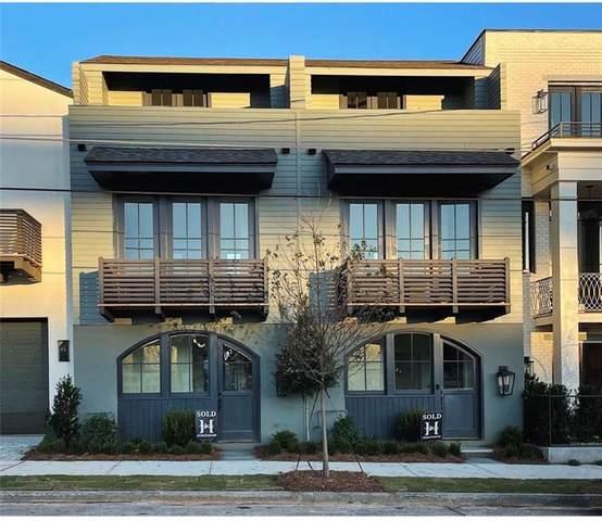 698 Exchange Street SE #59, Atlanta, GA 30315 (MLS #6903023) :: The Kroupa Team | Berkshire Hathaway HomeServices Georgia Properties