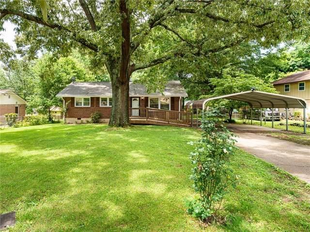 4136 Brookwood Drive, Austell, GA 30106 (MLS #6903034) :: Path & Post Real Estate