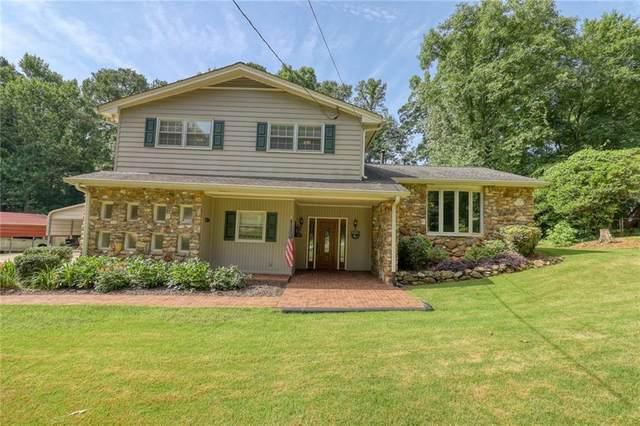 2655 Manor Place, Ellenwood, GA 30294 (MLS #6903037) :: Rock River Realty